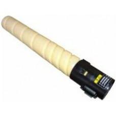 Тонер-картридж konica minolta bizhub C280 (аналог TN216Y) желтый ресурс 26000 копий при заполнении 5% совместимый