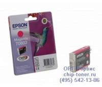 Картридж Epson T0803