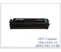 Картридж черный  HP CLJ CP1215 / CP1515 / CP1518 ,совместимый