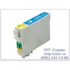 Картридж совместимый (T0732) EPSON Stylus C79/C110/CX6900F/CX8300/CX9300F/ TX209/TX409/T30/T40W/TX300F/TX600FW синий