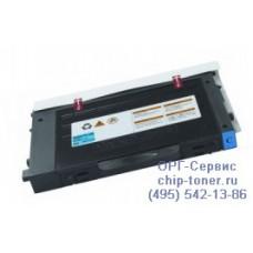 Картридж совместимый голубой для Samsung CLP-510N / CLP-510 Ресурс 5000 страниц (CLP 510D5C)