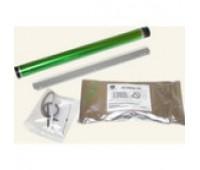 Комплект для восстановления черного фотобарабана Konica Minolta bizhub c451/C550/C650 (фотовал,  чистящее лезвие,  девелопер 450гр.,  чип драм-картриджа)