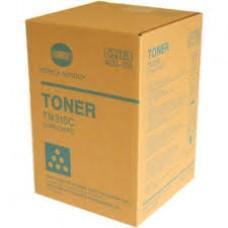 Develop ineo+ 350 / 450 (Olivetti,Konica Minolta bizhub C350/C450, Oce CS350/450)TN-310C тонер картридж оригинальный, cyan (голубой) (4053703)