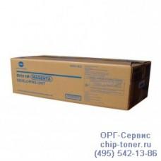 Блок проявки DV-311M с малиновым девелопером Konica Minolta bizhub С220 (A0XV0ED) Ресурс: 115,000 копий, оригинальный