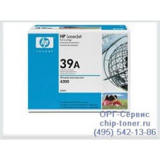Hewlett-Packard Q1339A HP картридж для LaserJet 4300 оригинальный
