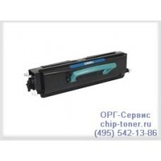 Совместимый лазерный картридж для принтера Lexmark E 250 / 350