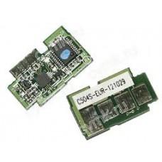 Совместимый чип для Samsung CLP-415 синего картриджа (CLT-C504S) ресурс :1000 страниц
