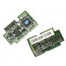 Совместимый чип Samsung CLX-4195 синий (CLT-C504S) 1000 страниц)