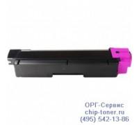 Картридж пурпурный Kyocera FS-C2126MFP ,совместимый