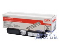 Картридж черный OKI C110/C130/MC160