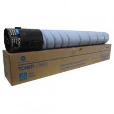 Тонер-картридж оригинальный с голубым тонером для Konica Minolta bizhub C224 / C224e / C284 / C284e / C364 / 364e (TN-321C) ресурс 25000 копий при заполнении 5%, A33K450