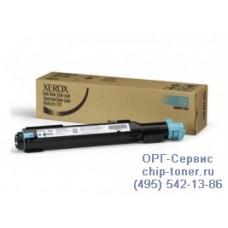 Тонер-картридж голубой (Cyan) для моделей Xerox WorkCentre 7132 / 7232 / 7242, (006R01273) . Ресурс 8000 страниц,при 5% заполнении А4,оригинальный