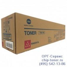 Оригинальный тонер-картридж TN-611M (Magenta), пурпурный для Konica Minolta bizhub C451 / С650, A070350,ресурс 27000стр.