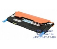 Картридж голубой Samsung CLP-310/310N/315/ CLX-3170/3170NF/3175/3175FN