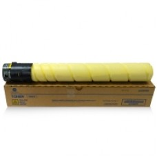 Тонер-картридж оригинальный с желтым тонером для Konica Minolta bizhub C224 / C224e / C284 / C284e / C364 / 364e (TN-321Y) ресурс 25000 копий при заполнении 5%, A33K250