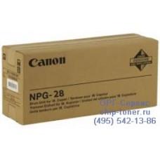 Оригинальный драм-юнит (Drum Unit) Canon C-EXV14 / GPR-18 / NPG-28, Canon для iR2016i, iR2020i, iR2016, iR2016J, iR2020. (0385B002BA) Ресурс: 55000 стр. при 5% заполнении листа