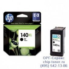 Картридж HP 140 XL (CB336HE) черный оригинальный для струйного принтера HP DeskJet D4263 / D4363 / HP OffceJet J5783 / J6413, HP PhotoSmart C4273 / C4283 / C4383 / C4473 / C4483 / C4583 / C5283 / D5363 Ресурс (стр. А4 при 5% заполнении): 1000 страниц, о