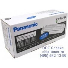 Оригинальный фотобарабан Panasonic KX-FA78A7 (KX-FA78A), для моделей KX-FL501 / FL503 / FL523 / FLM553RU / FLB753 / FLB758RU Ресурс : до 6 000 страниц