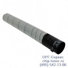 Картридж с черным тонером для Konica Minolta bizhub C227 / C287, (аналог TN-221K, A8K3150) до 24 000 отпечатков при заполнении 5% совместимый