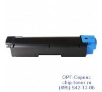 Картридж голубой Kyocera FS-C2026MFP ,совместимый