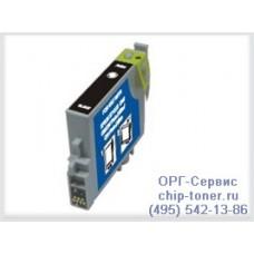Картридж совместимый (T0481) EPSON Stylus Photo R200 / R220 / R300 / R320 / R340 / RX500 / RX600 / RX620 / RX640 черный
