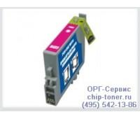 Картридж пурпурный Epson Stylus C91/CX4300/T26/TX109