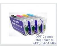Epson MultiPack совместимый (4 цв) для EPSON Stylus C91/CX4300/T26/TX109