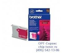 Струйный картридж Brother LC1000Y (пурпурный)