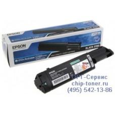 Картридж (тонер) EPSON S050190 AcuLaser C1100 / CX11N черный, оригинальный (4000 стр.)(epson aculaser c1100)