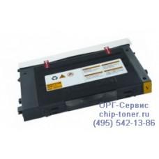 Картридж совместимый желтый для Samsung CLP-510N / CLP-510 Ресурс 5000 страниц (CLP 510D5Y)