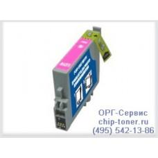 Картридж совместимый (T0486) EPSON Stylus Photo R200 / R220 / R300 / R320 / R340 / RX500 / RX600 / RX620 / RX640 св.красный
