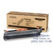 Фотобарабан оригинальный Xerox Phaser 7400 / 7400DN / 7400DT / 7400DX / 7400N / 7400DXF желтый (Imaging Unit Yellow) ; ресурс 30K  (108R00649)