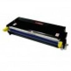 Принт-картридж Xerox Phaser 6180 (6K) (ЖЕЛТЫЙ) (113R00721/113R00725), совместимый, (6000 стр.)