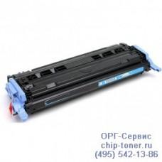 Картридж с голубым тонером для Canon LBP-5000/5100,Ресурс картриджа - до 2000 стр. А4 при 5% заполнении., совместимый (Canon 707C)