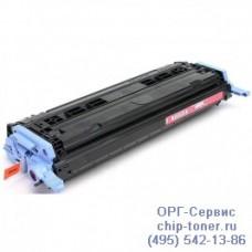 Картридж с пурпурным тонером для Canon LBP-5000/5100,Ресурс картриджа - до 2000 стр. А4 при 5% заполнении., совместимый (CANON 707M)