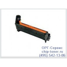 OKI Картридж - фотобарабан черный для oki 3200, 14K совместимый аналог (42126665)
