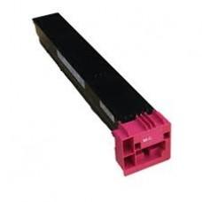 Малиновый картридж совместимый Konica Minolta (аналог TN-613M) Magenta bizhub C552 (30К)