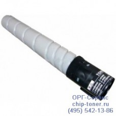 Картридж с черным тонером для Konica Minolta bizhub C224 / C224e / C284 / C284e / C364 / 364e, (аналог TN-321K) до 27 000 отпечатков при заполнении 5% совместимый