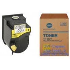 Develop ineo+ 350 / 450 (Olivetti,Konica Minolta bizhub C350/C450, Oce CS350/450)TN-310Y оригинальный тонер картридж yellow (желтый) (4053503)