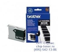 Струйный картридж черный Brother LC1000BK ,оригинальный