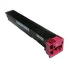 Совместимый картридж пурпурный для konica minolta bizhub c650 (аналог TN611M, 27K)