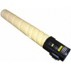 Картридж с желтым тонером для Konica Minolta bizhub C454 / C454e / C554 (аналог TN-512Y ,ресурс :26К) совместимый