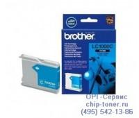 Струйный картридж Brother LC1000C  (голубой)