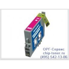 Картридж совместимый (T0483) EPSON Stylus Photo R200 / R220 / R300 / R320 / R340 / RX500 / RX600 / RX620 / RX640 красный