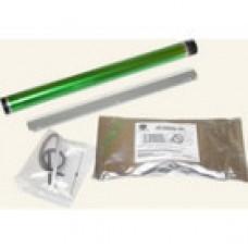 Комплект для восстановления драм-юнит (Imaging Unit) konica minolta bizhub c203 / konica minolta bizhub c253 (type IU-211 C)  Cyan (фотовал, чистящее лезвие, девелопер 250гр., чип драм-картриджа) [ A0DE0HF ]