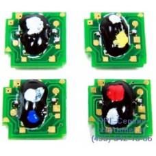 Чип (совместимый) картриджа голубой HP CLJ CP5220 / HP CLJ CP5225 (CE 741A) (7.3К)