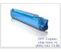Картридж голубой  Oki C9600/C9800