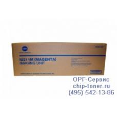 Оригинальный Konica Minolta C253 image unit IU 211 M Фотобарабан Konica-Minolta Konica-Minolta IU-211M малиновый для Bizhub C203 / 253 (55к)