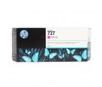 Картридж HP Designjet T920 / T930 / T1500 / T1530 / T2500 / T2530 / T3500 . Пурпурный, оригинальный повышенной емкости (300МЛ.)