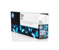 Картридж HP Designjet T920 / T930 / T1500 / T1530 / T2500 / T2530 / T3500 . Серый, оригинальный повышенной емкости (300МЛ.)